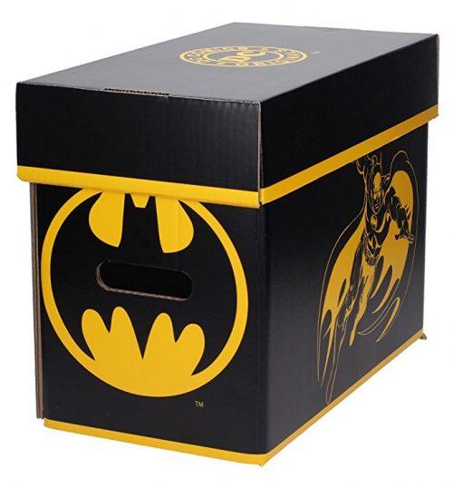 cajas de superheroes