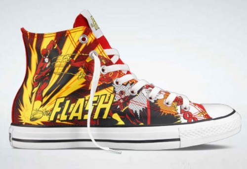 zapatillas de superheroes