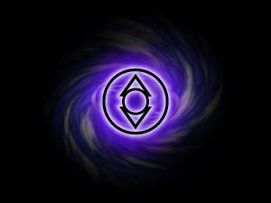 indigo lantern