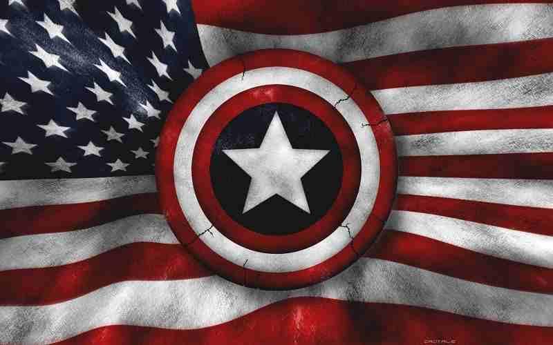 banderas de superheroes