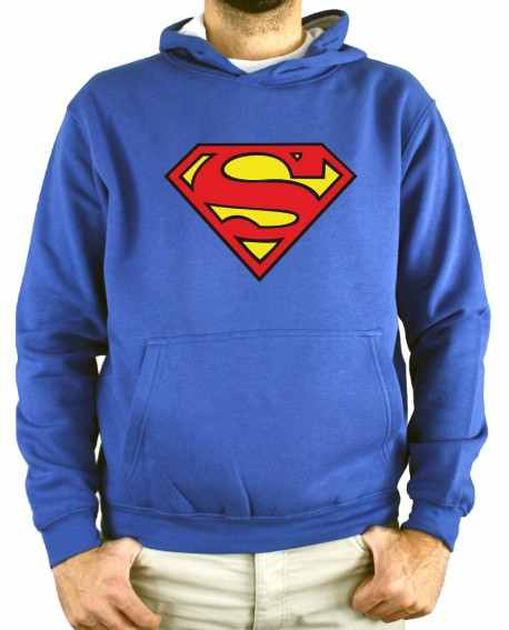 sudaderas de superman